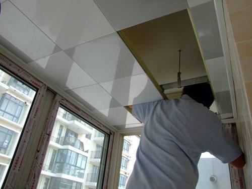 家庭厨房铝扣板吊顶规格-想知道这些厨房铝扣板吊顶厂家告诉你