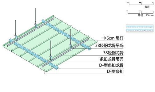 铝扣板厂家集成式铝扣板厂家-家装集成吊顶铝扣板厂家-成都集成铝扣板厂家