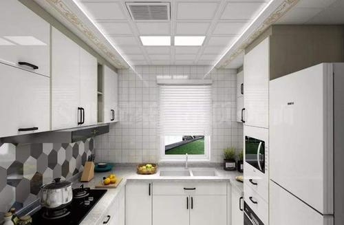厨房吊顶铝扣板一般用多少厚度的-厨房吊顶铝扣板多少厚度