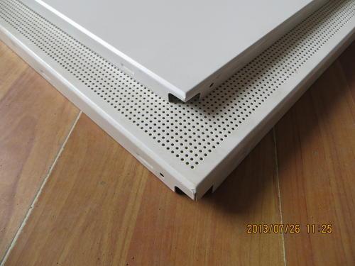 铝扣板制造-办公室吊顶应该选择铝扣板还是铝单板