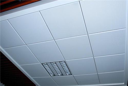 白色铝扣板吊顶效果图-来看看铝方通吊顶效果图合不合你心意