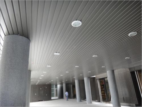 铝天花板铝扣板-铝天花板厚度