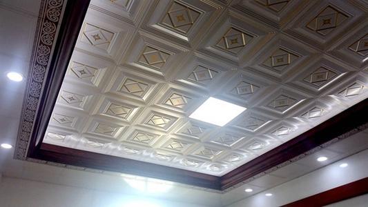 二级客厅铝扣板吊顶-客厅铝扣板吊顶一级
