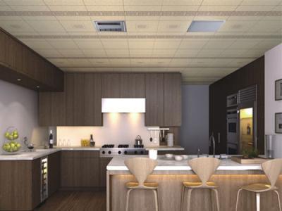 卫生间吊顶铝扣板品牌-卫生间铝扣板吊顶厂家告诉你