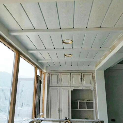 长条形铝扣板吊顶-一招教你吊顶铝扣板怎么拆