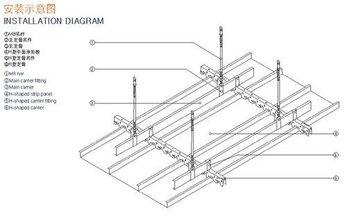 铝扣板最新报价表-铝扣板批发厂家看看铝扣板吊顶多少钱一平方