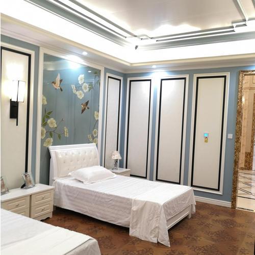 室内墙面装饰建材铝扣板-室内铝扣板厂家讲吊顶这种常用的装饰方法