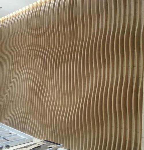 金色铝扣板-想要知道铝扣板吊顶怎么装的好看