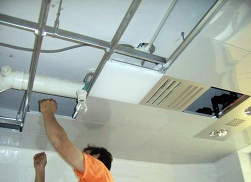 铝扣板集成吊顶顶怎么-集成吊顶灯坏了怎么更换
