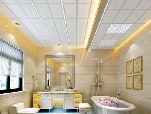 齐哈尔铝扣板吊顶-办公室吊顶应该选择铝扣板还是铝单板