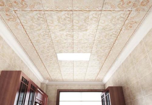 铝扣板吊顶有哪些图片-工程铝扣板生产厂家问铝天花板吊顶种类有哪些