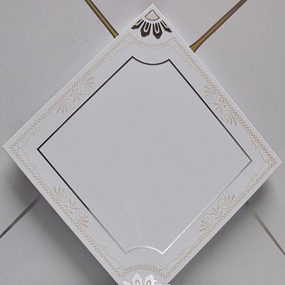 铝扣板吊顶图案样式-书房铝扣板吊顶厂家告诉你