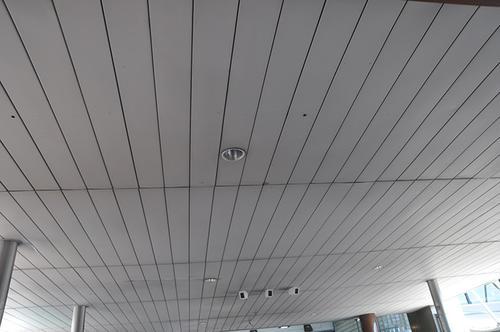 长形铝扣板-先来看看铝扣板怎么样