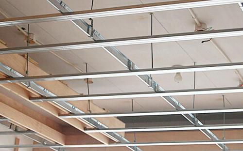 集成吊顶二级连接-二级铝扣板吊顶有什么不同