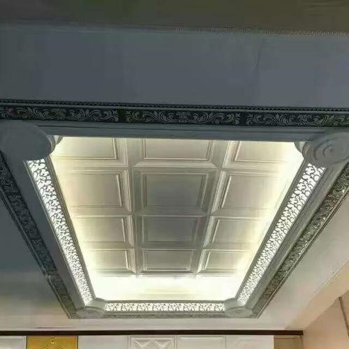 铝扣板吊顶怎么样收边线-卫生间铝扣板吊顶厂家告诉你