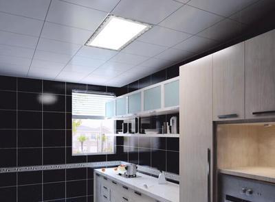 普通铝扣板吊顶效果图-五种卧室铝扣板吊顶效果图