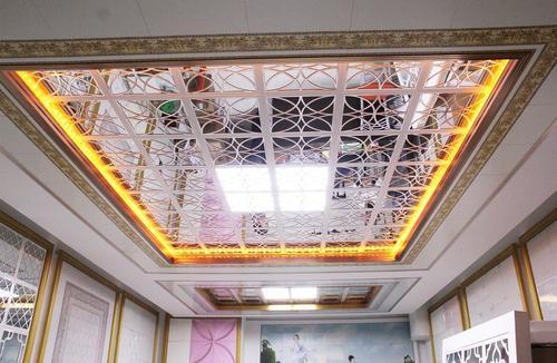 卧室吊铝扣板-卧室铝扣板吊顶厂家讲一讲卧室吊顶这些事