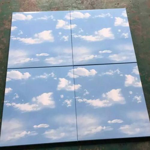 600×600铝扣板效果图-佛山600*600铝扣板厂家讲解安装拆卸方法
