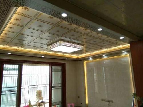 铝扣板吊顶每平方米单价-厨房铝扣板吊顶效果好不好