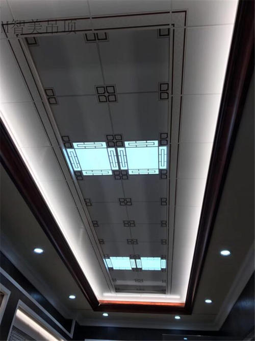 铝扣板错层吊顶-铝扣板怎么错层