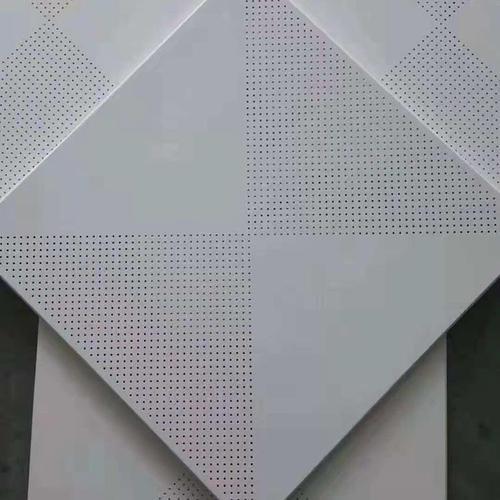 天花铝扣板厂-办公室铝天花要怎么装