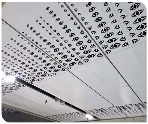 济宁集成吊顶价格-铝合金扣板吊顶价格的奥秘