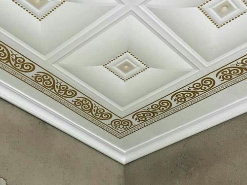 长沙铝扣板品牌-客厅铝扣板吊顶安装