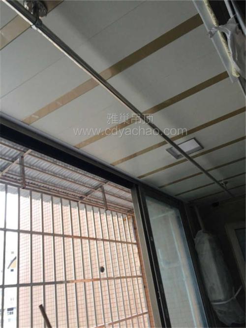 湛江集成吊顶厂家-阳江铝扣板厂家讲铝扣板吊顶辅料三角龙骨
