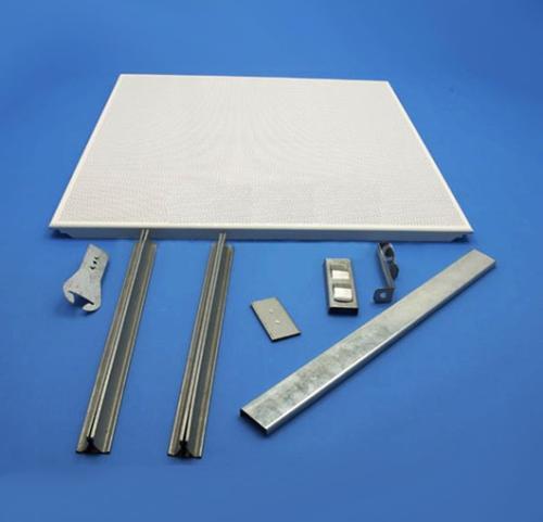 太原集成吊顶铝扣板生产厂家-铝扣板生产厂家讲这三种铝扣板吊顶处理工艺一点要知道