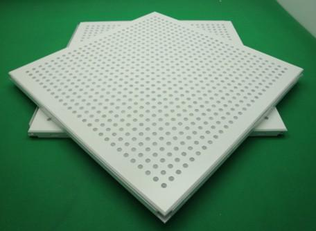 吊顶金属铝扣板-跟着铝扣板生产厂家了解下铝扣板优势有哪些