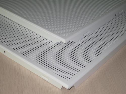 铝扣板的生产流程-铝天花的种类