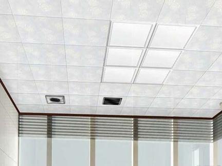吊顶铝扣板吊顶图片大全-卫生间铝扣板吊顶图片大放送
