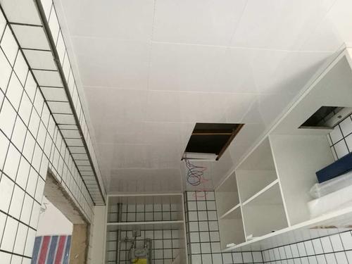 绍兴集成吊顶包-铝扣板集成吊顶3种包梁方法