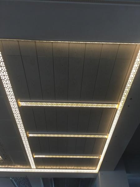 铝扣板吊顶收边线条怎么样-铝扣板生产厂家之铝扣板吊顶验收怎么做