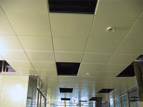 十大铝扣板吊顶-浅谈铝扣板行业的前景及发展方向