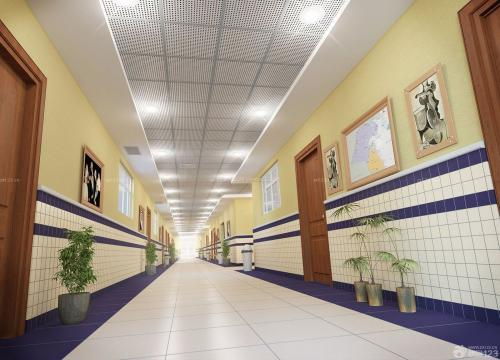 铝扣板吊顶大全-幼儿园用铝扣板吊顶