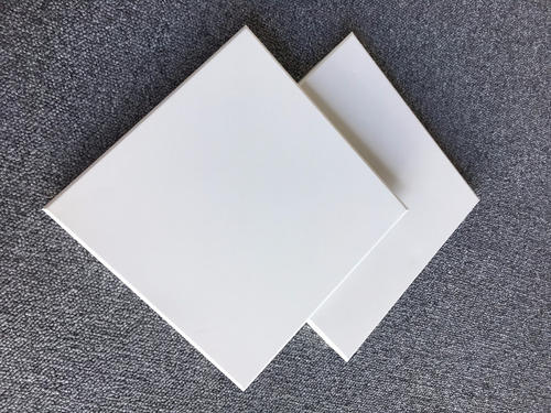 墙体铝扣板大图-大型高校铝扣板工程案例效果图