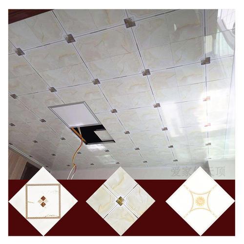 钛铝合金集成吊顶-怎么辨别集成吊顶铝扣板厚度的诀窍