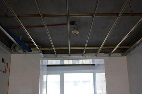 墙体直接铝扣板-铝扣板收边条怎么计算