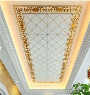 铝扣板客厅吊顶图片的-客厅铝扣板吊顶厂家一一给你们介绍