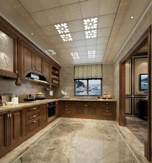 集成铝扣板材料-厨房集成吊顶哪些材料好