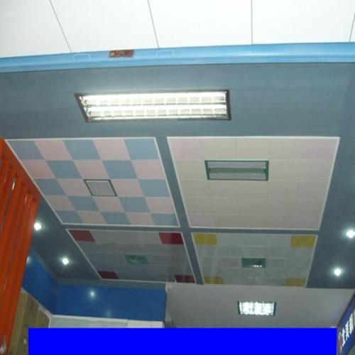 方形铝合金扣板-集成扣板加热控制模块的设计方案