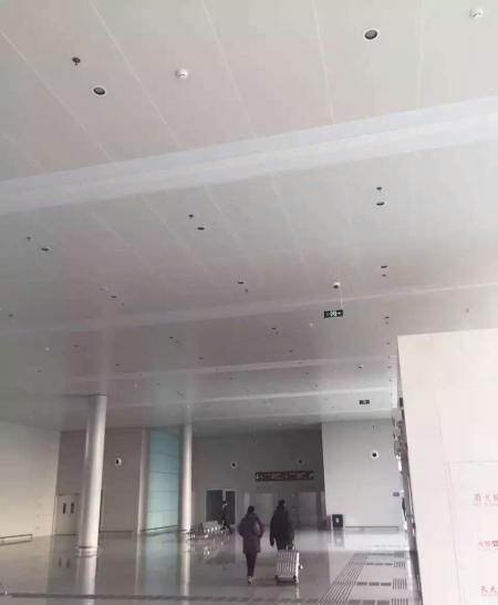 走廊铝扣板吊顶图片-简单大气的走廊吊顶怎么装呢