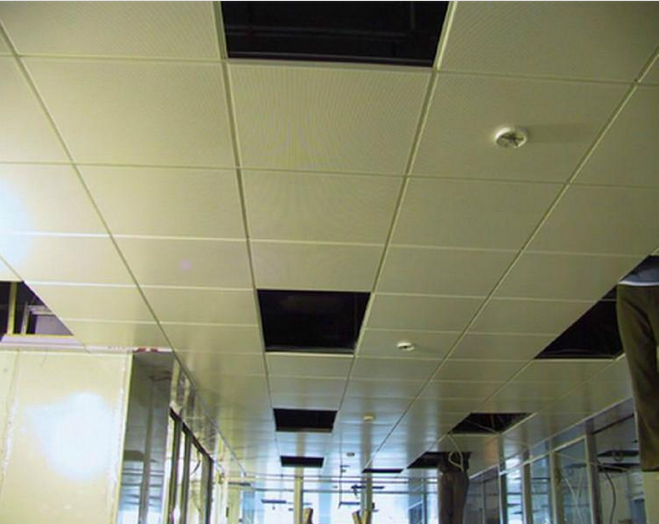 吊顶装饰铝扣板-铝扣板生产厂家总结几种