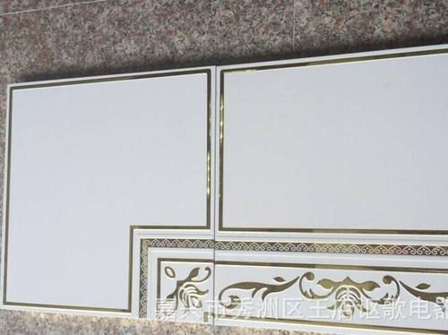 吉林集成吊顶厂家-走廊通道铝扣板吊顶厂家安装小秘籍