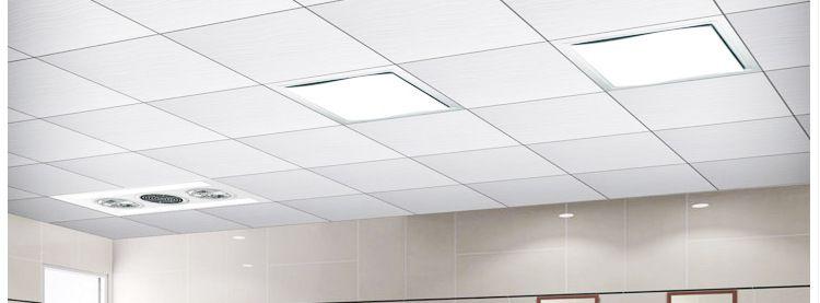 60×60铝扣板吊顶-铝扣板批发厂家讲讲集成铝扣板吊顶多少钱