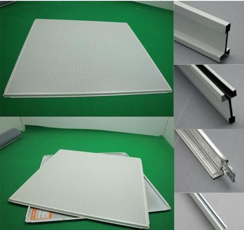 铝扣板供应供应商-佛山美利龙高校铝扣板吊顶工程案例之佛山科学技术学院新校区