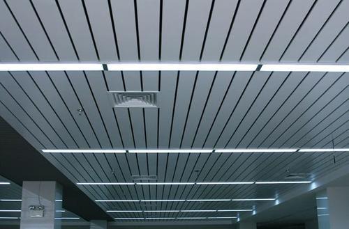 长条形铝扣板规格-长条形铝扣板吊顶规格-铝扣板长方形规格