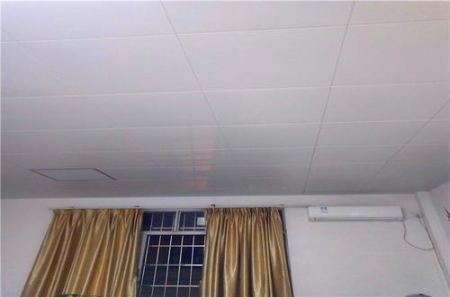 客厅铝扣板吊顶生产厂家-铝扣板吊顶家居常用的规格