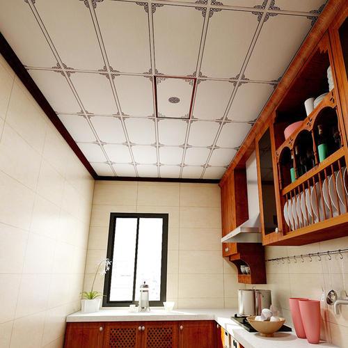 大客厅集成吊顶-跟着客厅铝扣板吊顶厂家学客厅吊顶怎么装